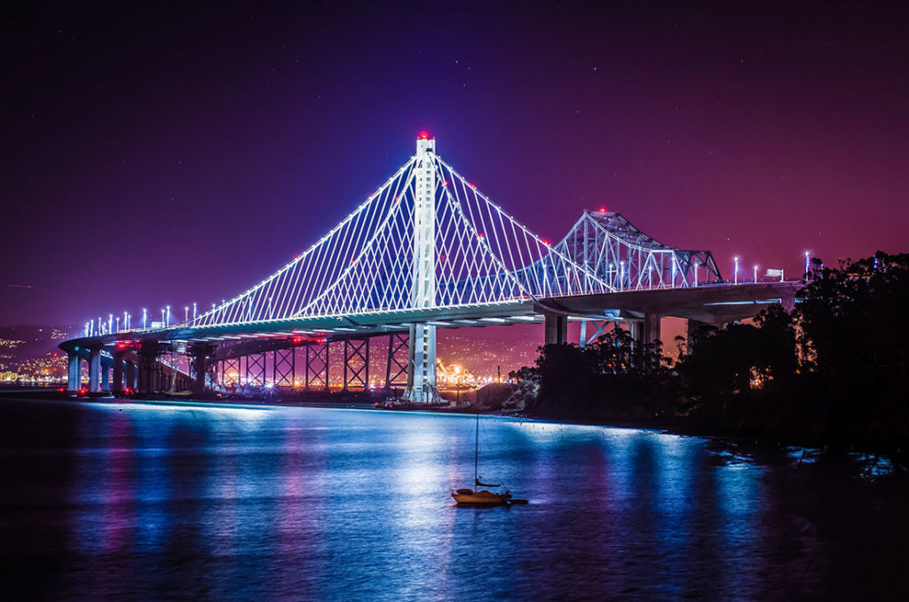 Bay Bridge photography by Profile