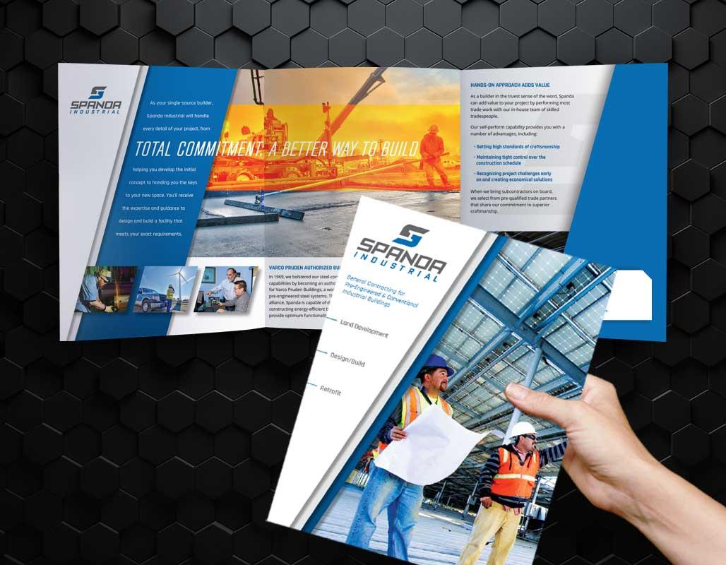 Spanda Industrial - company brochure