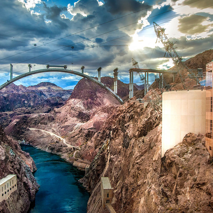 Photography - Hoover dam