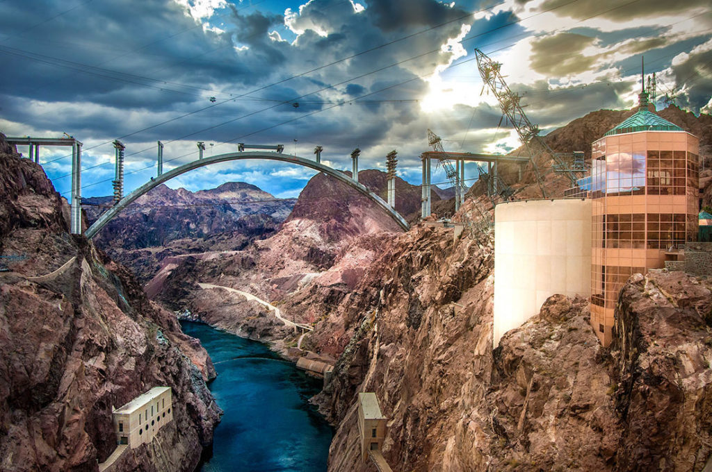 Hoover Dam photography by Profile